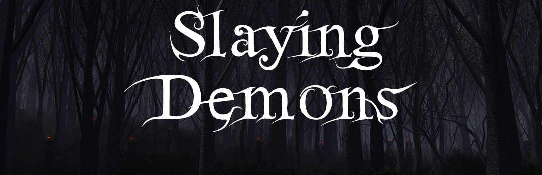 Slaying Demons 42 – Saving Lives, featuring Dr. Holiday Bean