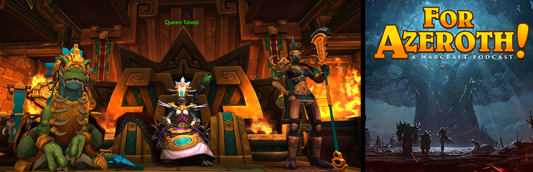 "FAZ 73 – ""The Dazar'alor Dilemma"""