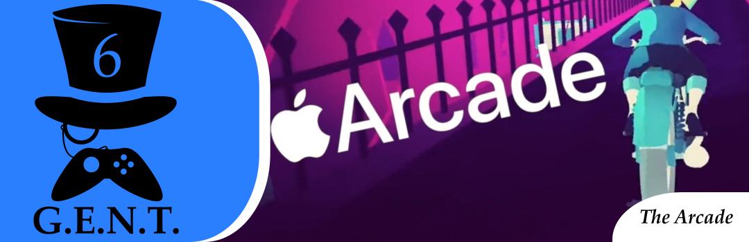 GENT 6 – The Arcade