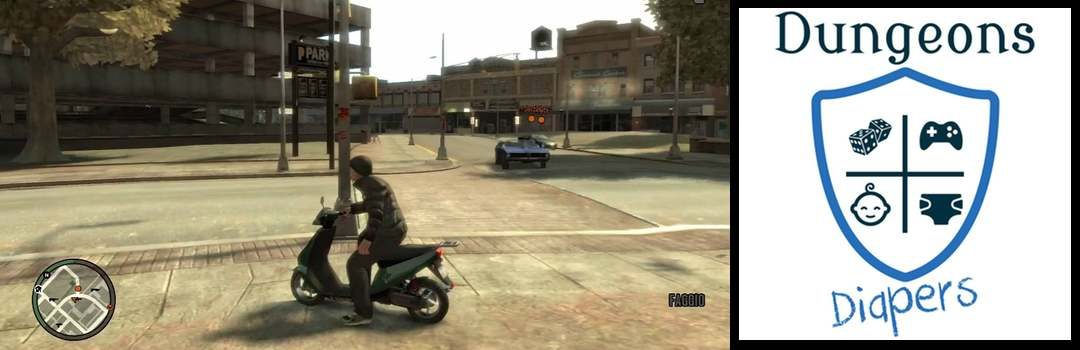 D&D 21 – Grand Theft Scooter