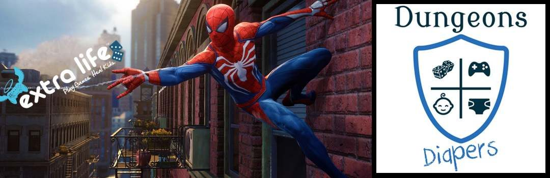 D&D 25 – Spidey Gets an Extra Life