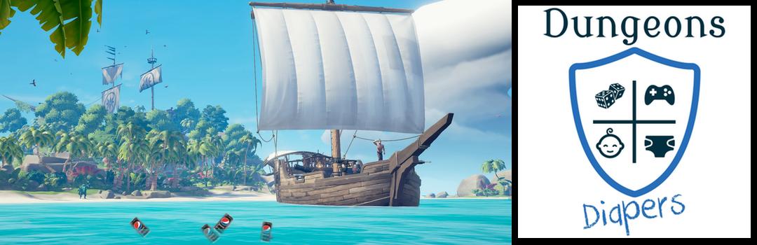 D&D 62 – Sailing the Seas of Refreshing Taste